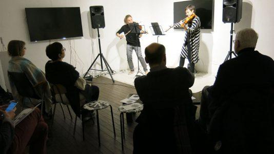 Hanna Hohti & Terhi Paldanius